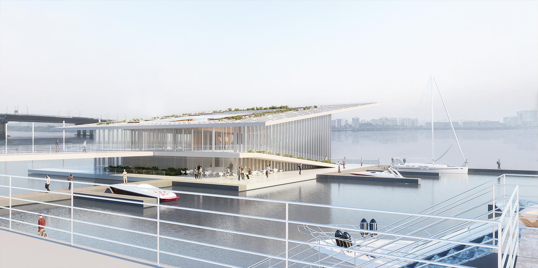 Yeoui-Naru Ferry Terminal