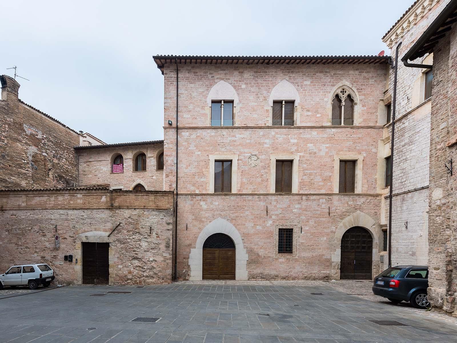 """Palazzo Varini"" renovation"