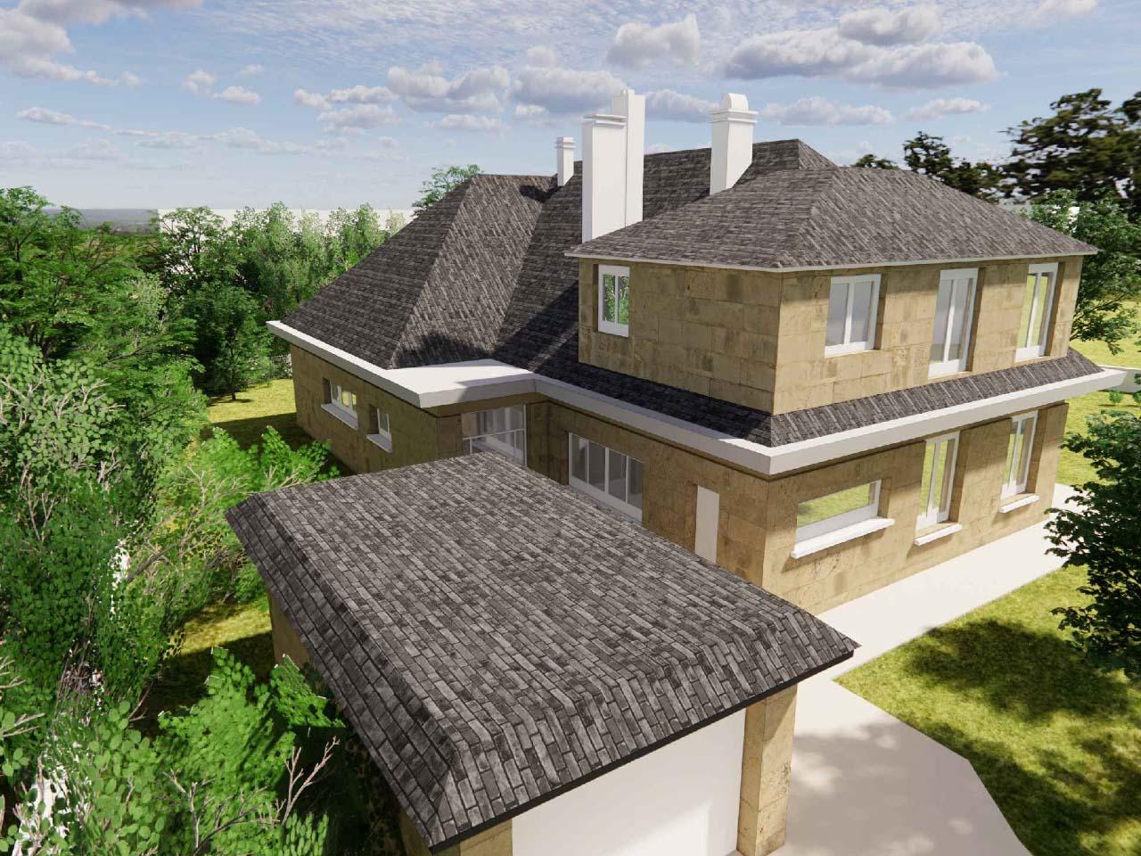 House in Île-de-France